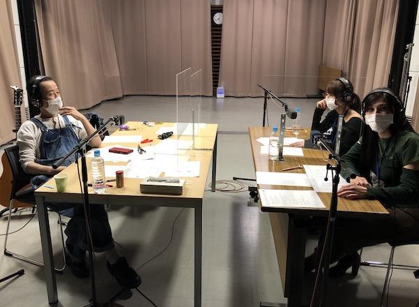 【放送レポ】第3回!アルバイト女子店員、松野井 雅さん、BABIさんが登場!