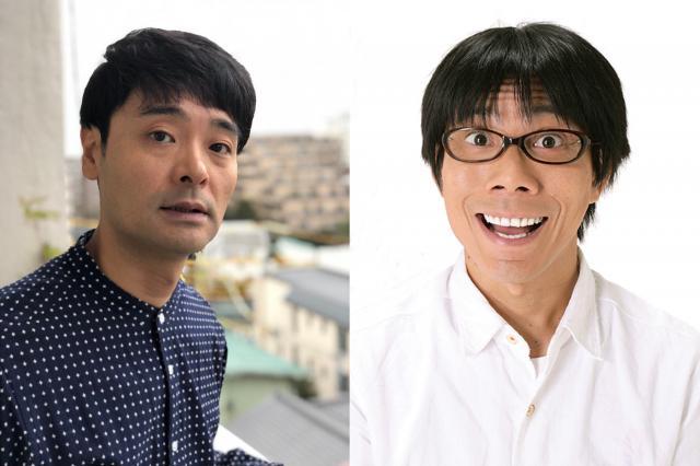 『TOKYO SPEAKEASY』今夜はノゾエ征爾さんとバッファロー吾郎 竹若元博さんが来店!