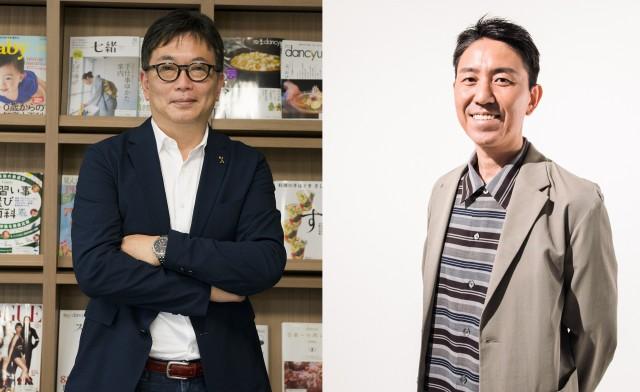 『TOKYO SPEAKEASY 』今夜はdancyu編集長・植野広生さんとチュートリアル・福田充徳さんが来店!