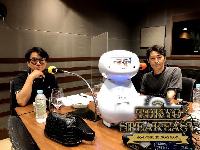 藤井フミヤさんと安田顕さんの話を盗み聞き・・・フミヤさんがヤスケンさんに直伝!真ん中に立つ心得とは?