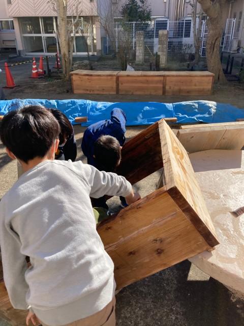 学校給食からコンポスト ?! 生ゴミが堆肥になる。学校全体で食といのちの勉強に!