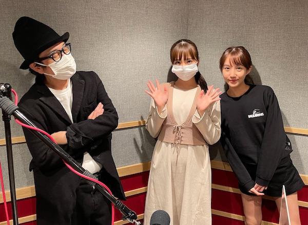 【放送レポ】第45回!アルバイト女子店員 川村那月さん、BABIさんが登場!