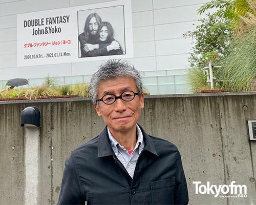 """11月15日は磯﨑憲一郎さんと六本木""""ダブルファンタジー展""""をあるきます"""