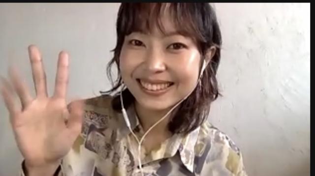 家を解放して暮らしている作家・エッセイスト島田彩さん