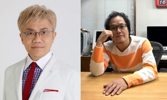 水道橋博士×江口寿史、柳沢慎吾×瀧本美織、DJ OSSHY ×山路和弘が登場!