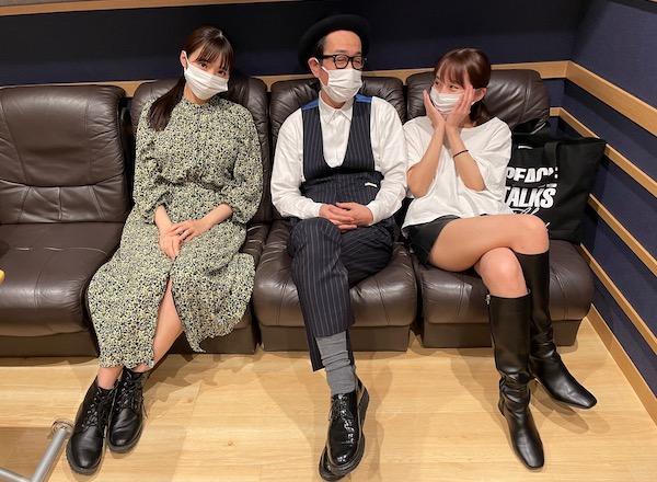 【放送レポ】第55回!アルバイト女子店員 川村那月さん、BABIさんが登場!!