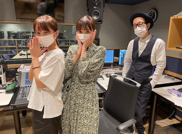 【放送レポ】第52回!アルバイト女子店員 川村那月さん、BABIさんが登場!!