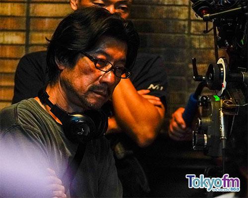 「神田のガード下で語る、映画監督という仕事の醍醐味」