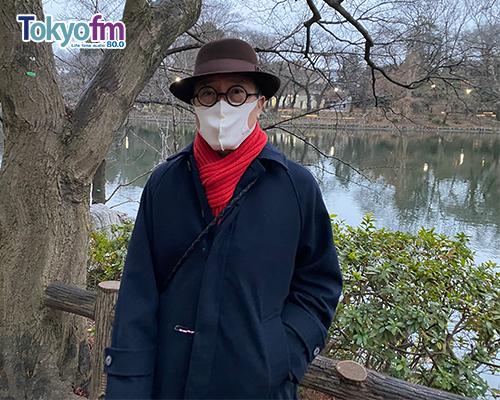 2月14日、21日、28日は俳優/ミュージシャンの佐野史郎さんと、吉祥寺の街を歩きます。