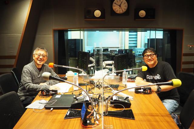 カンニング竹山さんと松尾貴史さんが「宇宙人」「心霊」「占い」を語る!