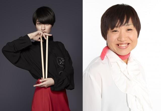 『TOKYO SPEAKEASY 』今夜はシシド・カフカさんと南海キャンディーズ・しずちゃんが来店!