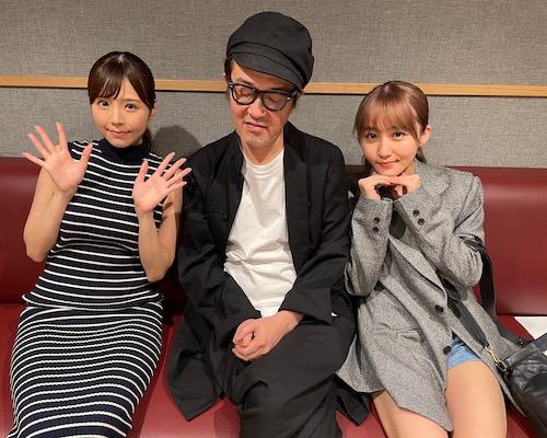 【放送レポ】第60回!アルバイト女子店員 川村那月さん、BABIさんが登場!!