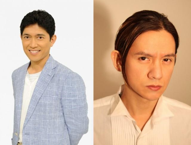 『TOKYO SPEAKEASY』今夜は薬丸裕英さんと岡本健一さんが来店!