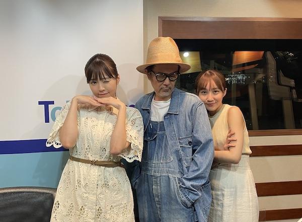 【放送レポ】第72回!アルバイト女子店員 川村那月さん、BABIさんが登場!!