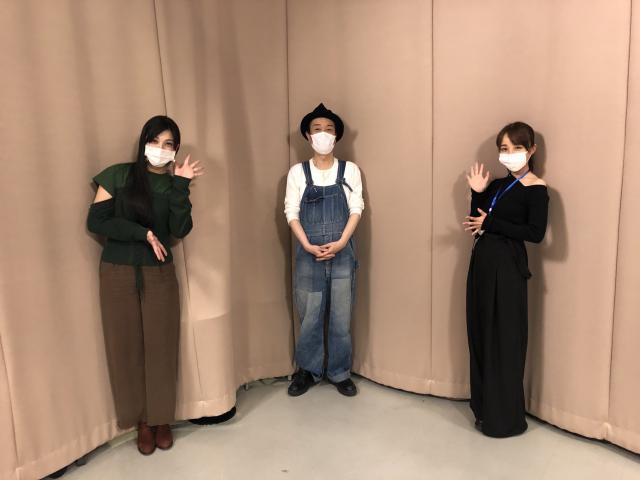 【放送レポ】第4回!アルバイト女子店員、松野井 雅さん、BABIさんが登場!