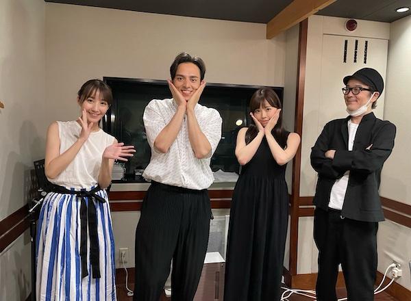 【放送レポ】第63回!満島真之介さんがご来店!!