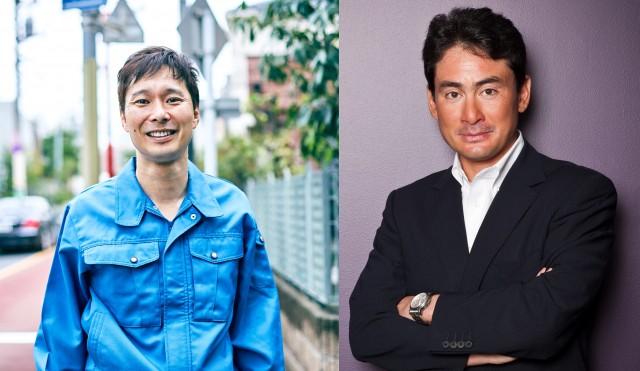 『TOKYO SPEAKEASY 』今夜はマシンガンズ・滝沢秀一さんと野口健さんが来店!