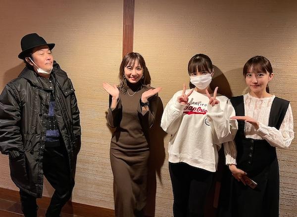 【放送レポ】第44回!新チーママ 麻美ゆまさん、アルバイト女子店員 川村那月さん、BABIさんが登場!