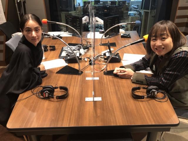 シシド・カフカさんと南海キャンディーズのしずちゃんの話を盗み聞き・・・4年前、NHK連続テレビ小説「ひよっこ」で共演した二人!久々の再会で仲良しトークが止まらない・・・