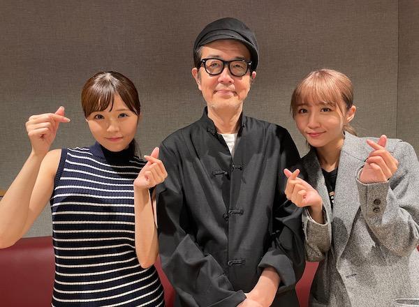 【放送レポ】第59回!アルバイト女子店員 川村那月さん、BABIさんが登場!!