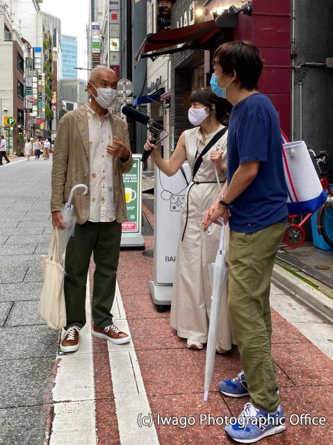 TOKYO FM開局50周年記念番組 True Stories 岩合光昭  part1