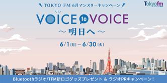 Voice to Voice~明日へ~