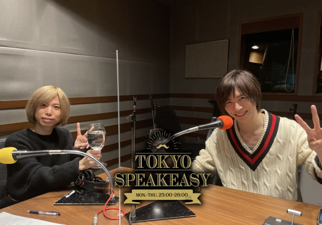 小笹大輔(Official髭男dism)さんと前田裕二(SHOWROOM)さんの話を盗み聞き・・・『初めましてで、息ピッタリな異色の2人』