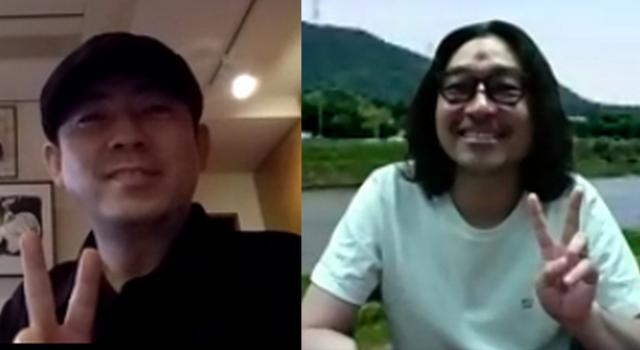 放送作家 高須光聖さんとウルフルズ トータス松本さんの知られざる関係性とは・・・?