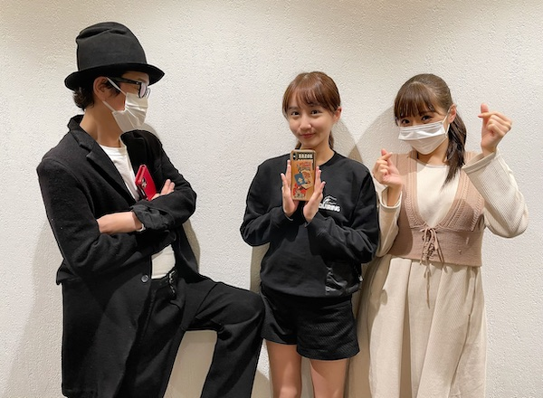 【放送レポ】第46回!アルバイト女子店員 川村那月さん、BABIさんが登場!