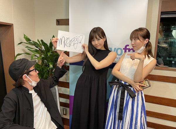 【放送レポ】第64回!アルバイト女子店員 川村那月さん、BABIさんが登場!!