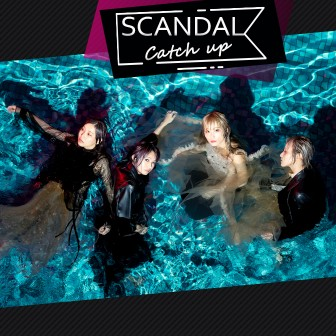 SCANDAL Catch up supported by 明治アポロ