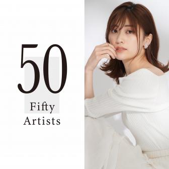 50 Artists